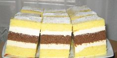 Baking Recipes, Cake Recipes, Dessert Recipes, Food Bouquet, Torte Recepti, Serbian Recipes, Lemon Desserts, Food Cakes, Cookie Dough