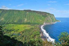 Waipio Valley, Hamakua Coast