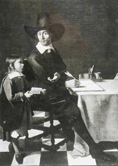 Dutch school - The lesson