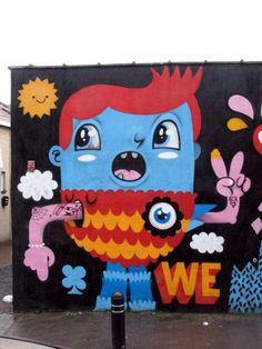 Street artists... the world is their canvas (35 photos)