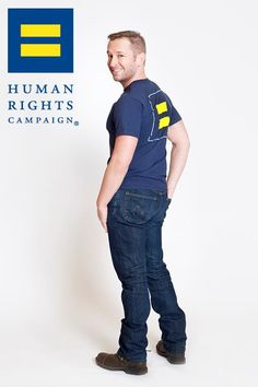 Shop for something good --  100% of every purchase goes to HRC's fight for lesbian, gay, bisexual and transgender equality. We are HRC -- © Malek Naz Freidouni #WEareHRC #humanrightscampaign #LGBT #equality #HRC