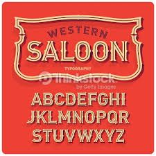 Image result for wild west typeface