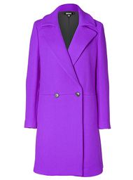 Выкройка прямого пальто на женщин - pdf