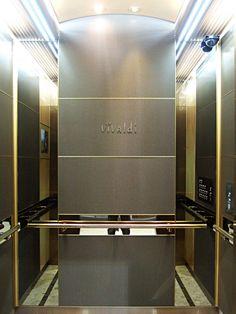 Elevator Cab Interior - Hall Construction