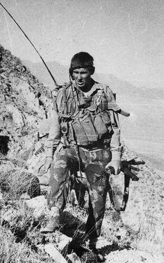 Soviet paratrooper in Afghanistan #SovietAirborne