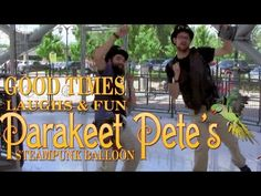 Parakeet Pete's Entertainment Group - Branson's Most Exciting Attractions