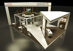 Dubai Exhibition Stands Design