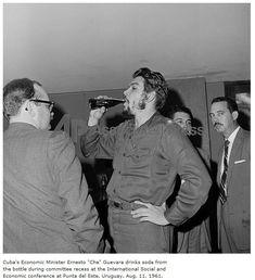 Comandante Ernesto Che Guevara - the Argentine-Cuban guerrilla fighter, revolutionary leader,. Che Guevara, Ernesto Che, Communism, Guerrilla, Revolutionaries, Storytelling, Author, Hero, Llamas