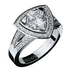 Mauboussin - this was my dream ring