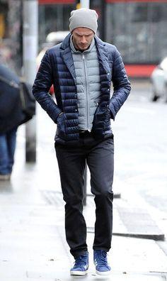 David Beckham Fashion Style 2013 1000+ images about Dav...