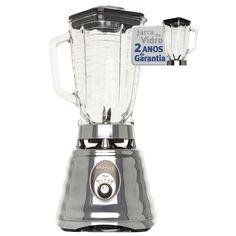 Liquidificador Jarra de Vidro Oster Osterizer Clássico 3 Velocidades -Eletroportáteis - Liquidificador - Walmart.com