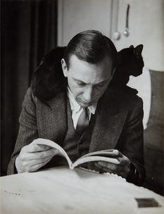 André Kertész. Un autoportrait  poétique, oui merci !