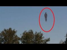 Flying Human Caught on Camera October 2015 - YouTube
