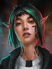 Image result for shadowrun fantasy