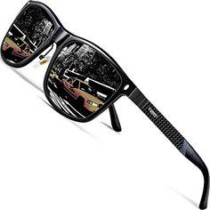 2953ab549a4 ATTCL Homme Polarisé Lunettes de soleil Al-Mg métal Cadre Super Léger   accessoires