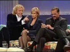 1998 TV Streit - Wetten Dass-Götz George vs Thomas Gottschalk