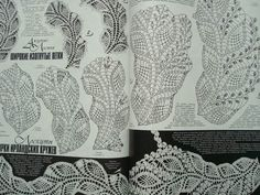 Irish Lace 10 - Duplet Crochet - Picasa Web Albums