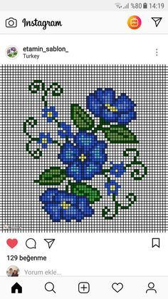 This unique photo is an unquestionably inspirational and top-notch idea Kawaii Cross Stitch, Mini Cross Stitch, Cross Stitch Heart, Cross Stitch Cards, Cross Stitch Borders, Cross Stitch Alphabet, Counted Cross Stitch Patterns, Cross Stitching, Cross Stitch Embroidery