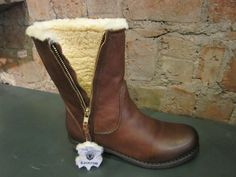 """Another class act from Blackstone, Full-grain leather, Sheepskin-lined, these are sure to become your """"go-to"""" winter boots Winter Boots, Blues, Cozy, Girls, Leather, Fashion, Toddler Girls, Moda"""