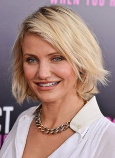hairstyles for short fine hair over 50 | ... Diaz Hair: The Short Bob Hair Styles for Women | Hairstyles Weekly
