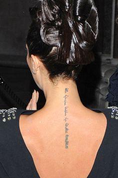 tatuajes cuello mujeres - Buscar con Google