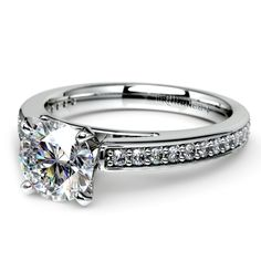Cathedral Diamond Preset Engagement Ring in White Gold (3/4 ctw) $1,895 https://www.brilliance.com/engagement-rings/cathedral-diamond-preset-engagement-ring-white-gold-3-4-ctw