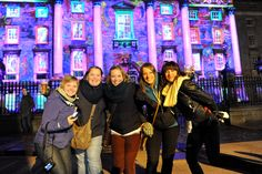 NYE Dublin Festival - celebrations at Trinity College
