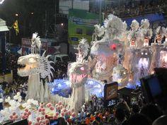 Carnaval Sambadrom Rio 2011