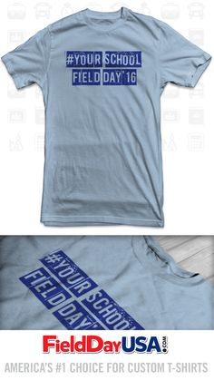 Budget Event Field Day T-Shirt Design BE16-08