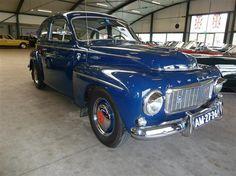 1962 Volvo pv 544