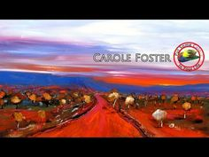 Fine art tips on How to Paint Landscapes in Acrylics with Carole Foster on Colour In Your Life - YouTube