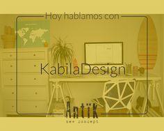 Hoy hablamos con…Kabila Design