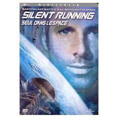 Silent Running: staring Bruce Dern, a little disturbing and sad but really good