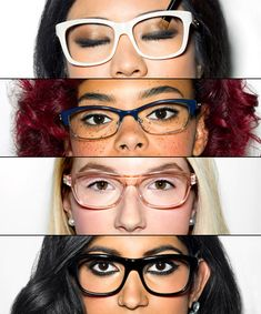 The Eyes Have It: Expert Makeup Tips for Glasses-Wearers Bobbi Brown gives us her expert tips on how to create dramatic bespectacled looks