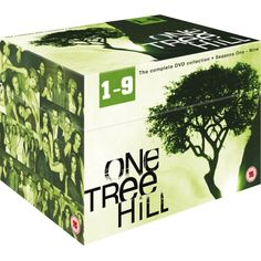 One Tree Hill - Seasons 1-9. Someone needs to buy this for me!