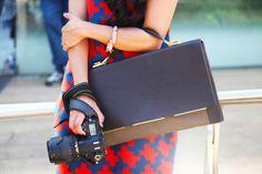 Occupation: Stylist, Fashion Blogger, High on Fashion Bag: Lanvin
