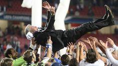 Gracias Ancelotti!