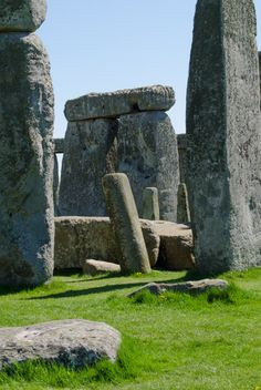 Stonehenge, England via an 8 year old!