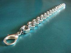 Men's Hardware Bracelet by Edoesnotexist on Etsy