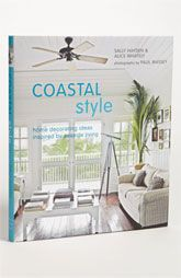 Coastal Style Interior Decorating Book