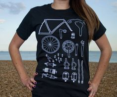 20 T-Shirts for People who are Bonkers for Bikes - Total Women's Cycling