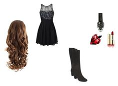 """""""tenue ariana grande"""" by manon-smack ❤ liked on Polyvore featuring Tosca Blu and Ally Fashion"""