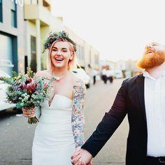 Crazy about this bride! Isn't she gorgeous?? Photo by @sayherheffernan  #bryllup #weddingdaynorway #rusticwedding #dittbryllup #vintagebride #happiness #bridalfashion #bohochic #bridetobe #bridetobe #noiva #countrywedding #flowergirl #bohobride #bridesmaids #destinationwedding #romance #engaged #weddingday #chicbride #summerwedding #instawed #instawedding #chicvintagewedding #vintagewedding #weddingdecor #weddingcake by weddingdaynorway