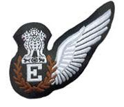 Aircrew badges commonly known as WINGS are worn by theIndian air force's officers and airmen crew on their uniforms is the symbol of qualification badge Indian Air Force, S Monogram, Engineers, Badges, Badge
