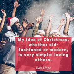 #Christmas #love Einstein, Kaiser Franz, Bob Hope, Love Others, Thats Not My, Christmas, Movie Posters, Day Planner Organization, Optimism