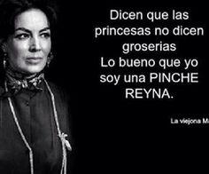 La pinche Doña!! maria felix quotes | Maria Felix Quotes A Un Hombre Mara flix