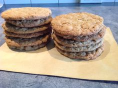 Oats & coconut biscuits