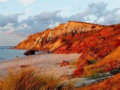 Gay Head Cliffs - Marthas Vineyard, MA More