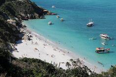 Guia de praias para conhecer em Arraial do Cabo | Guia Viajar Melhor