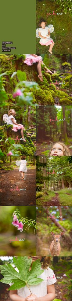 Something i would love to try with my kiddos when they get older, reminds me so much of the forests in Tzannen where i was born.